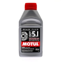 LIQUIDE FREIN DOT 5.1 100% SYNTHESE 0.5L