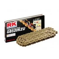 CHAINE DE TRANSMISSION RK 520MXU / KZU VENDU PAR BOITE DE 64 MAILLONS (1M)