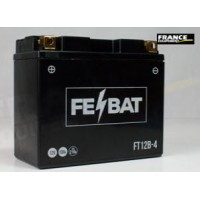 BATTERIE GEL FT12B-4 10AH