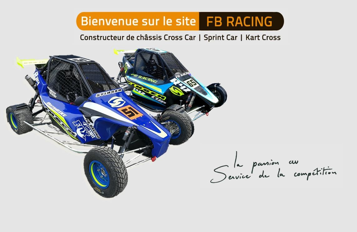 FB RACING constructeur